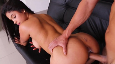 Pov blowjob doggystyle & reverse cowgirl with Emma