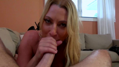Sexy milf Jennifer Best cheating on her dorky husband