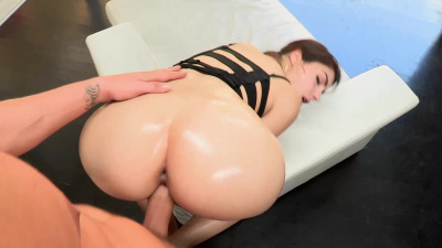 Italian goddess Valentina Nappi takes man meat in all her holes