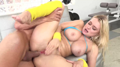 Hot girl Natalia Starr epic anal sex
