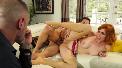 Lauren Phillips cuckolds her husband during therapy session