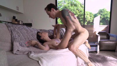 Wednesday Parker loves to be held down and fucked hard with plenty of slapping