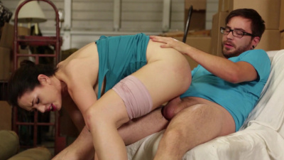 Gorgeous Sarah Shevon squirts during hard drilling