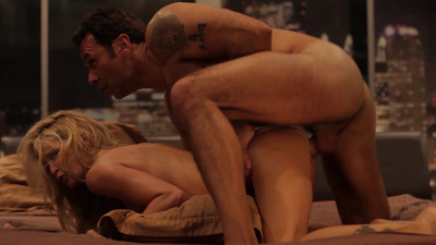 Lusty cougar Jessica Drake gets cummed on by lover