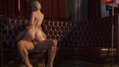 Luxury girl Ash Hollywood craves deep dicking